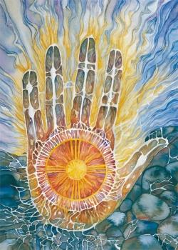Medicine Hand