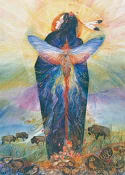 Sphinx Woman