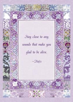 Poetry of Hafiz