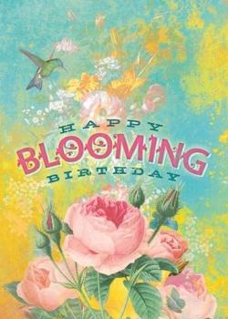 Blooming Birthday!