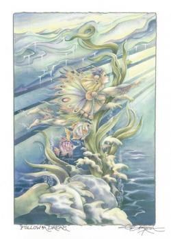 Sea Fairy