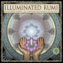 Illuminated Rumi