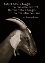 New - I am Goat